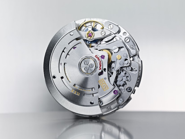 photo of Rolex calibre 4130 Movement