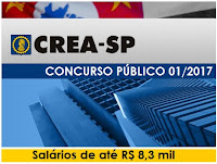 Concurso Crea/SP