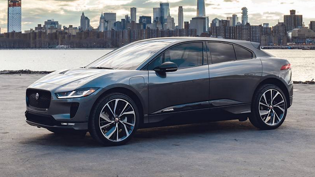 2019 New Jaguar I-PACE First Edition Review