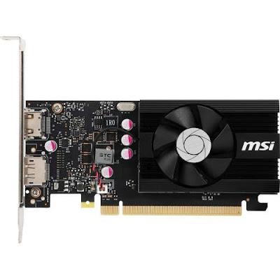 Nvidia GeForce GT 1030フルドライバーのダウンロード
