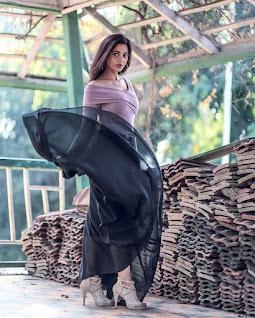 Shruti Sharma actress and model