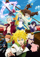 Poster per Seven Deadly Sins: Revival of The Commandments