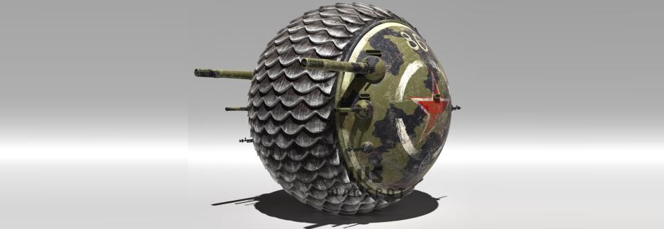 У Китаї зробили копію радянського кулетанку (ВІДЕО)