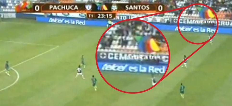 e35f20ea8ea10 TV Azteca censura imágenes en vivo de fútbol mexicano - Toluca ...