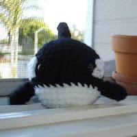 PATRON ORCA AMIGURUMI 1081