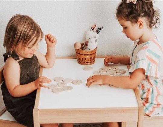 El tiempo de concentración de los niños según su edad