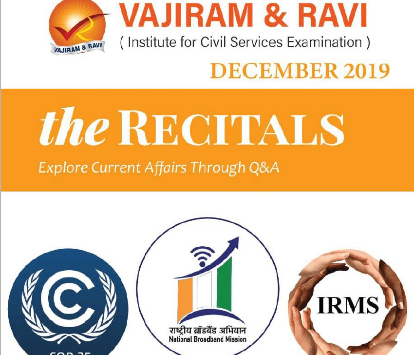 Vajiram Current Affairs
