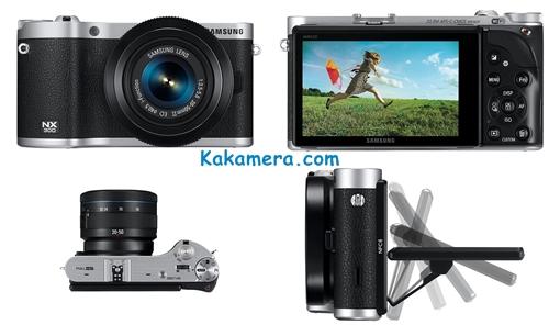 Harga Kamera Samsung NX300