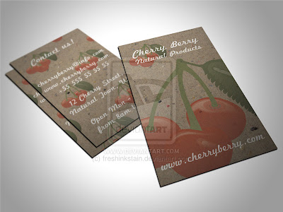 diseño de tarjeta de presentación