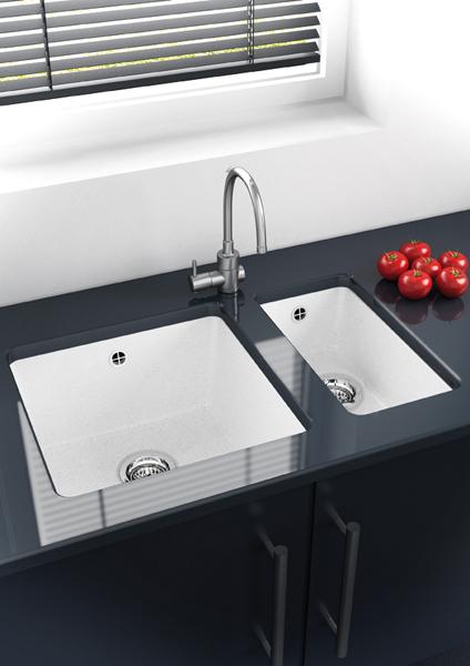 Chiuveta de bucătărie granit compozit Fado