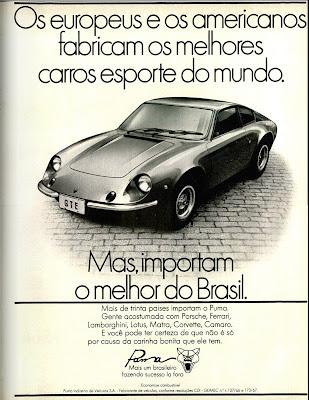 propaganda Puma - 1979