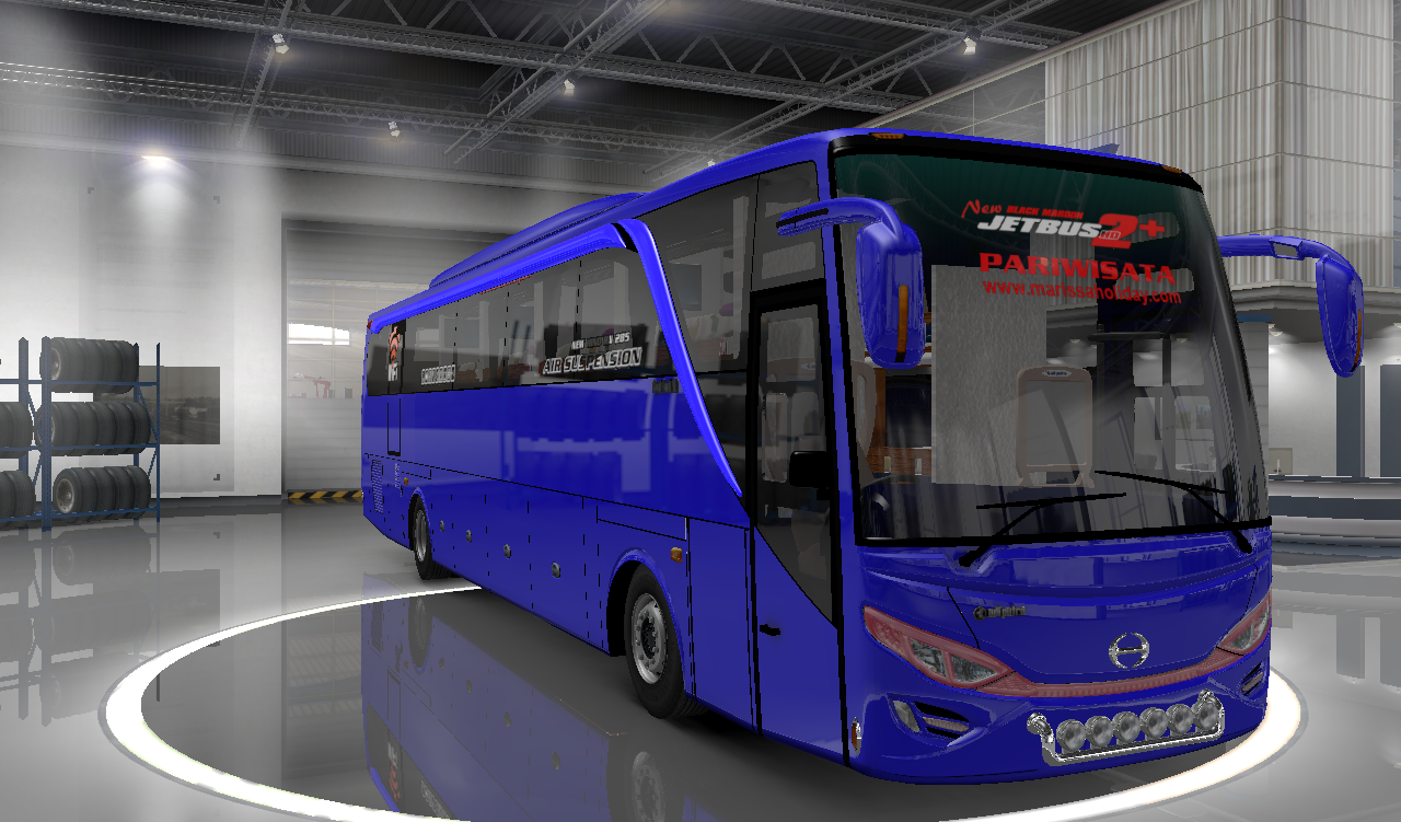 Mod Ets2 Jetbus Long Jetbeslong Mod Euro Truck Simulator