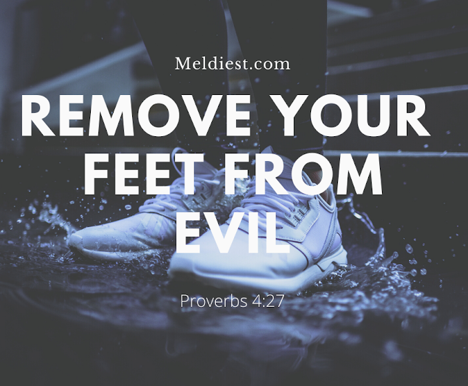Stay Away From Evil