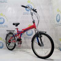 Sepeda Lipat United Quest C1.02 Carrier 20 Inci
