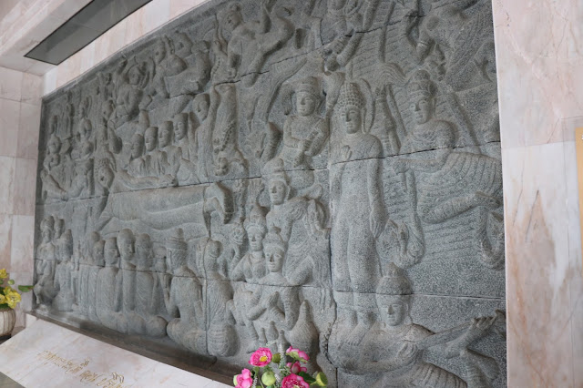 Art Work at The King Pagoda