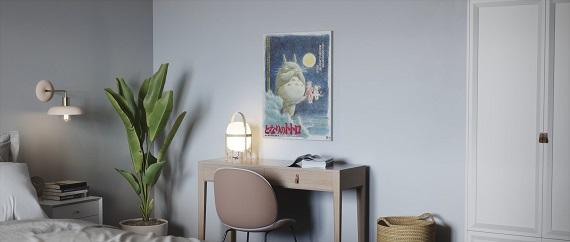 Photowall - My Neighbor Totoro