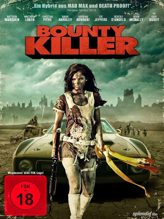 "Review of ""Bounty Killer"" - A fun-as-f*** thrill-ride through a dystopian wasteland"
