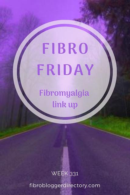 Fibro Friday fibromyalgia information