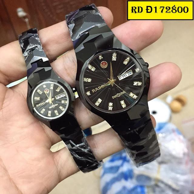 Đồng hồ cặp đôi Rado Đ172800