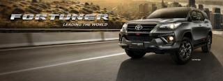 Ikuti Promo Fortuner, Langsung Bawa Pulang Mobilnya