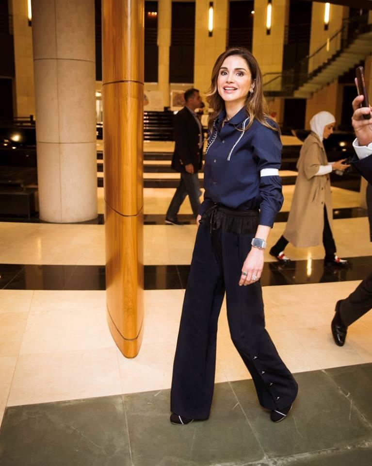 d29e8c5ddcc6 Queen Rania s Closet ستايل الملكة رانيا