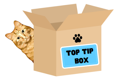 Top Tip Box ©BionicBasil®