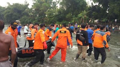 Korban Remaja Hanyut di Sungai Klawing Sudah Ditemukan