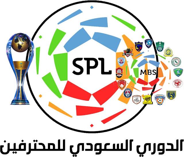 مواعيد مباريات الجولة 20 في الدوري السعودي للمحترفين 2021