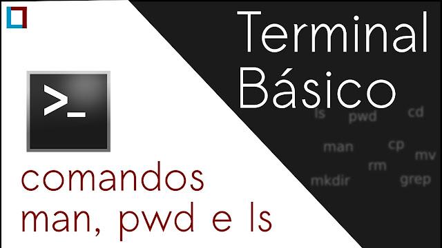 Vídeo aula - Comandos básicos do Terminal Linux!