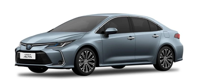 2019 Toyota Corolla Altis Hybrid