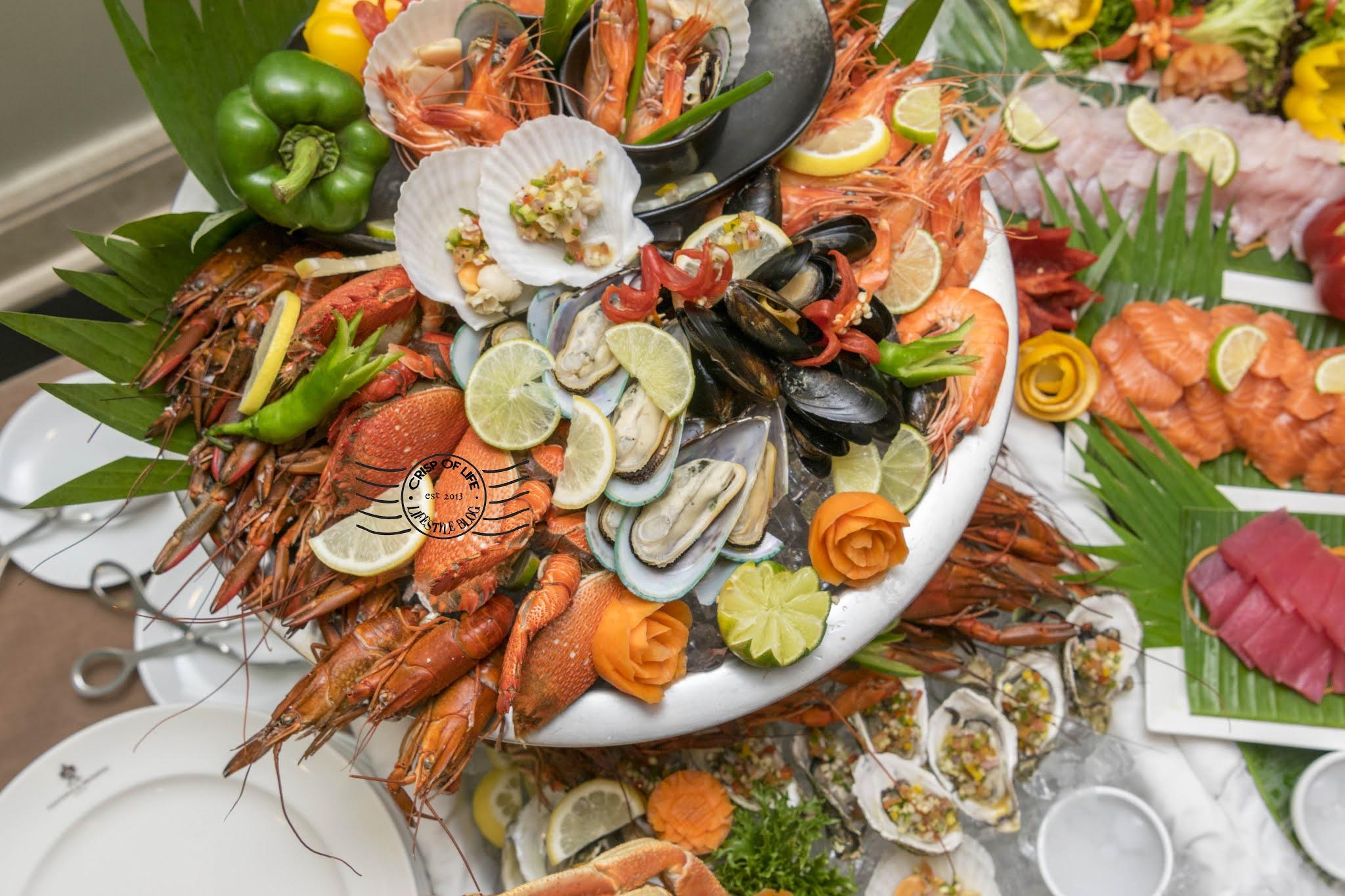 Christmas and New Year's Eve Food & Beverage Happenings 2020 @ Eastern & Oriental Hotel, Penang