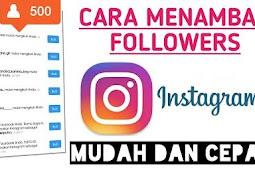 4 Cara Meningkatkan Follower Real dan Aktif di Instagram