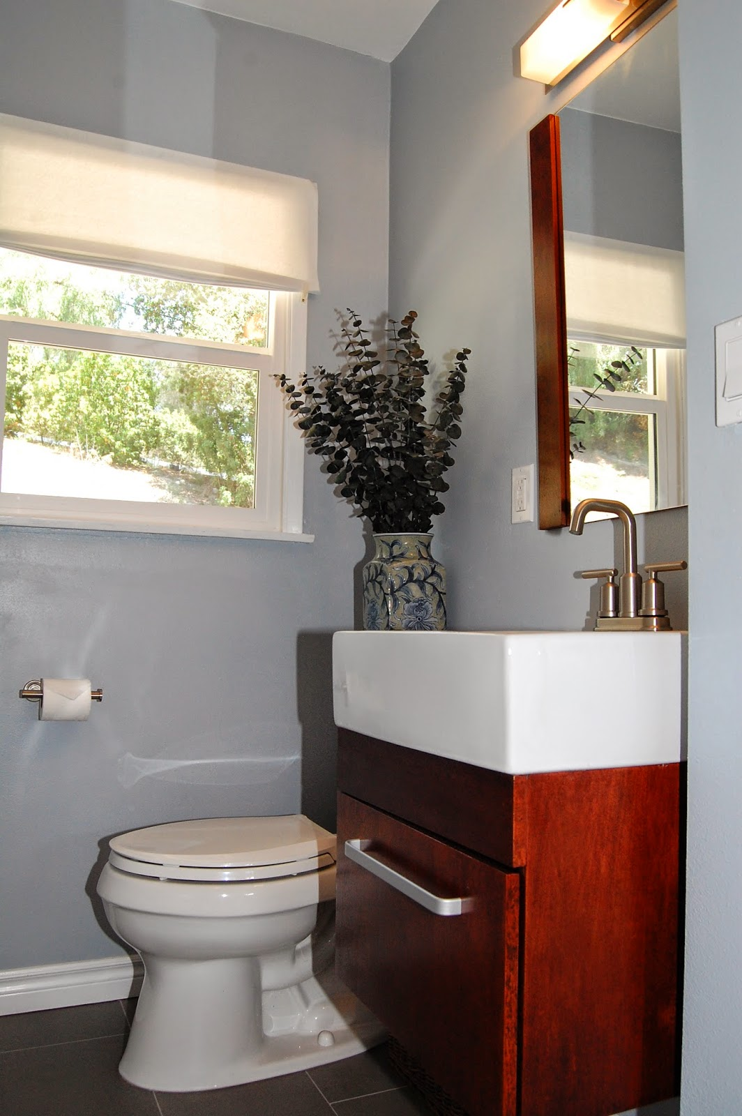 CAD INTERIORS guest bathroom renovation modern classic transitional