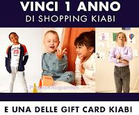 Concorso Kiabi Back to School : vinci gratuitamente 31 Gift Card da 20 euro e 1 anno di shopping
