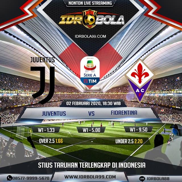IDRBOLA - Prediksi Bola Juventus Vs Fiorentina 02 Februari 2020