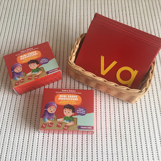mini card montessori