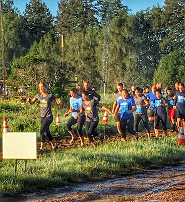 Russian River Mud Run 10K