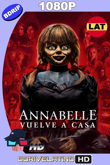 Annabelle 3: Vuelve a Casa (2019) BDRip Latino-Ingles MKV