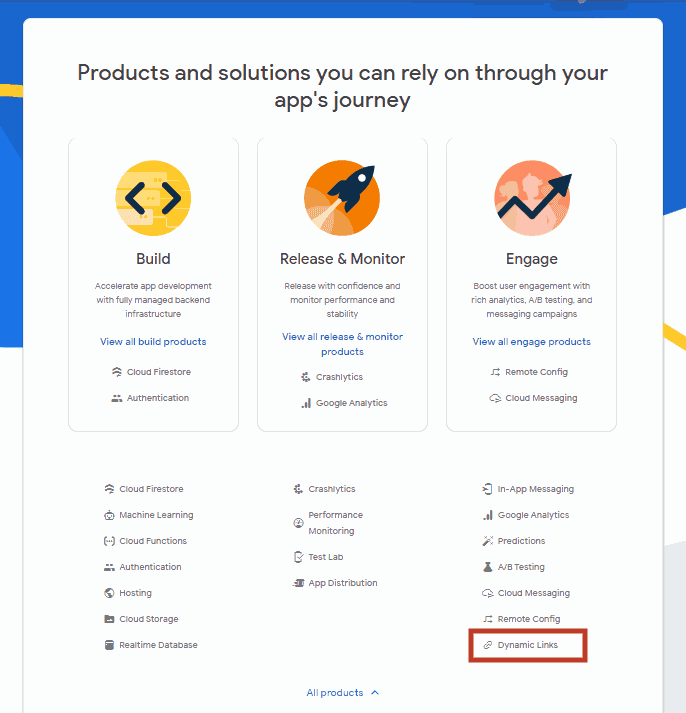 Cara Membuat Shortlink Sendiri Dengan Google Firebase
