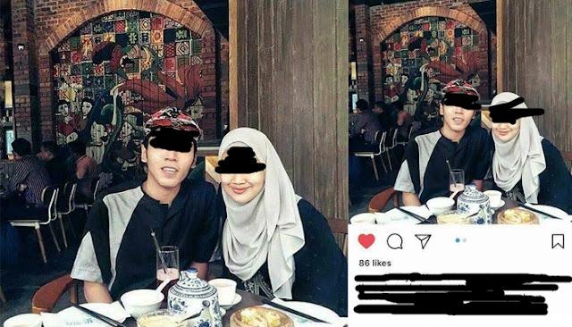 Unggah Foto Kembar, Captionnya Beda Bikin Nyesek, Netizen :