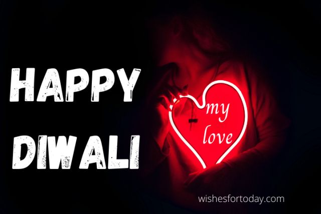 Happy Diwali Pictures for Love