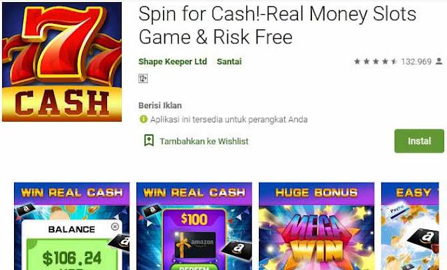 game spin penghasil uang 8