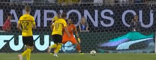 كأس الأبطال الدولية 2018:بوروسيا دورتموند يفوز على مانشستر سيتى بهدف جوتزه
