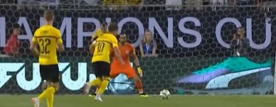كأس الأبطال الدولية 2018:بوروسيا دورتموند مع مانشستر سيتى