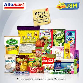 Katalog Promo JSM Alfamart 13 - 15 November
