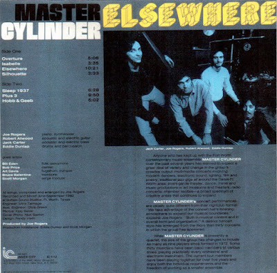 Master Cylinder - Elsewhere