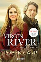 Capa do livro Virgin River