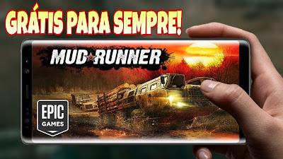 MudRunner grátis no celular e PC