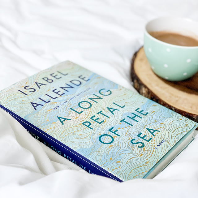 The Long petal of the sea - book review - incredible opinions