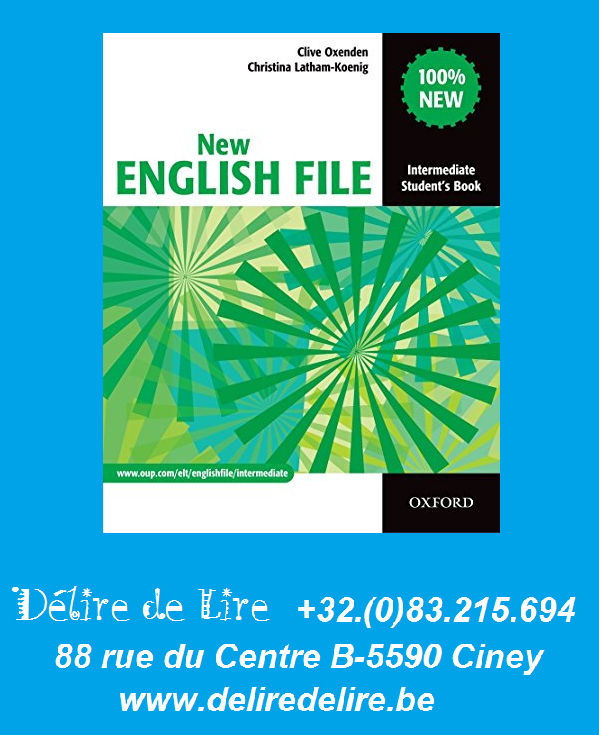 New-English-File-Intermediate-Student-s-Book-OXENDON-Oxford-University-Press